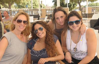 יום גיבוש סניף חיפה 2014